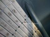 وافق [إيس] [كّك] 2 محور العجلة [40كبم] ضخمة إسمنت جير دبّابة مقطورة