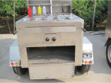 Тележка хота-дога нержавеющей стали (SHJ-HS230)