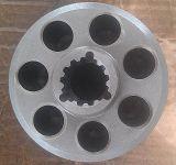 Pièces de rechange de mini d'excavatrice de KOMATSU moteur d'oscillation pour PC60-8