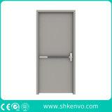 Puerta de entrada de metal hueco