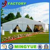 PVC impermeable modificado para requisitos particulares para la tienda al aire libre de la boda del partido de la estructura de aluminio