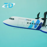 Atr72-600 Fmi 1/100 Airplane Model Souvenir Desktop