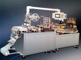 Entwurf Kurbelgehäuse-Belüftung-Papercard Plombe und Dichtungs-Maschine für Rasiermesser/Batterie/Zahnbürste/Spielzeug