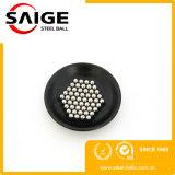 sfera del acciaio al carbonio di 3.94mm AISI1010 G100 per la trasparenza del cuscinetto