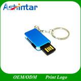 다채로운 USB Pendrive 책 USB 지팡이 금속 USB 섬광 드라이브