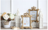 Atacado Crown Customized Ceramic Beautiful Photo Frame