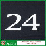 Haute température Qingyi T-shirt en vinyle de transfert de chaleur pour les vêtements