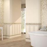 Azulejo esmaltado de cerámica de la pared para el cuarto de baño