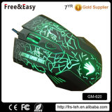 OEM Gaming Mouse con cable USB para PC de escritorio