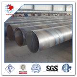 24 tubi d'acciaio En10219-1 S355jrh di pollice SSAW per costruzione