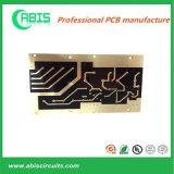 Envasado al vacío Fr4 PCB oro de la inmersión de Qucik Girar la placa de circuito integrado