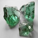 Grossiste de verre coloré de la Chine de roche de Gabion