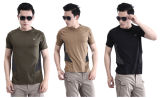 Esdy 여름 옥외 형식 간결 소매 나일론 t-셔츠