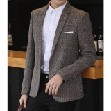 Vestiti britannici di affari dell'uomo di stile delle lane