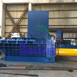 자동적인 유압 폐기물 강철 압축 기계 (공장)