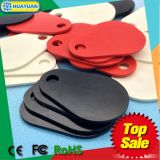 fibra di vetro RFID Keyfob di controllo di accesso di prossimità di HF e di frequenza ultraelevata del combie