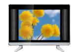 15 pouces d'affichage à cristaux liquides prêt de couleur sèche de HD DEL TV pour la maison