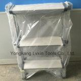 Échelle de pliage d'aluminium en aluminium de haute qualité