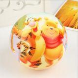 ロゴの印刷を用いるカスタム漫画PUの泡の圧力の球