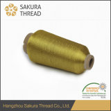 L$signora Metallic Thread con bello lustro