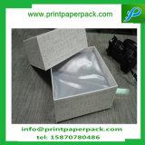 Unterscheidender prägenpappgeschenk-Verpackungs-Kasten-Schmucksache-Kasten-Luxuxablagekasten