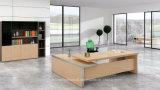 Escritório executivo moderno Módulo de escritório modular em forma de L (HF-FB2122B)