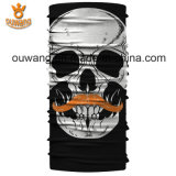Multifuncional respirável CS Tube Skull Face Mask Bandana