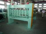 Volle automatische chinesische Stahlplatte, die Zeile Maschine aufschlitzt