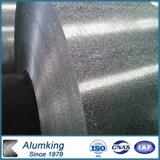 Покрасьте Coated основную горячую окунутую алюминиевым катушку покрынную цинком гальванизированную стальную