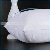 L'anatra naturale 100% del cotone giù mette le piume al cuscino