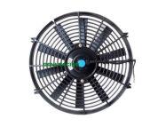 Refroidisseur de ventilateur de radiateur électrique de refroidissement automatique noir 16 pouces 24V