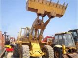De gebruikte Machines Gebruikte Lader van het Wiel van de Rupsband 966c voor Verkoop