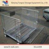 Гальванизированная сваренная клетка хранения ячеистой сети для хранения Wareghouse