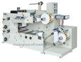 Machine d'impression de papier de Flexo d'étiquette de collant de couleur de l'étiquette 2