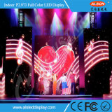 Indoor HD Rental P2.973 Full Color LED Wall Video Screen