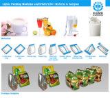 100-1200ml ND-L420の工場パックジュース、オイル、ミルクのための液体のパッキング機械