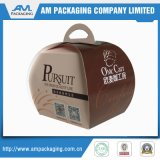 Cake Packaging Boîtes Conteneurs Samll Cupcake Paper Box Carton with Handle