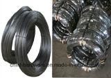 Hot Sale 16 Gauge Black Annealed Tie Wire Arame de encadernação recozido macio para construção