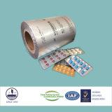 Película compuesta farmacéutica certificada ISO/Fssc/Ohsas para las tablillas de empaquetado