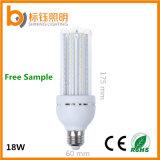 Forma de U 18W Bombilla LED de ahorro de energía de luz LED E27 de la luz de maíz