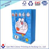 La Caldo-Vendita ha personalizzato il sacchetto di carta Marchio-Stampato del regalo, sacchetto di acquisto di carta con la maniglia
