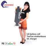 Patín eléctrico aprobado de Koowheel del Ce con la batería de litio