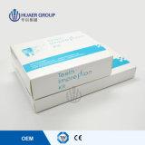 Materiale dentale dell'impressione del silicone dell'aggiunta chiara del corpo