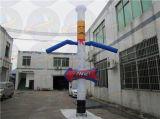 Im Freien fördernder aufblasbarer Luft-Tänzer, Himmel-Tänzer für Verkäufe