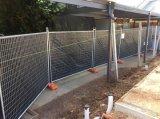 Гальванизированная загородка ограждать обеспеченности Австралии временно (XMM-170623)