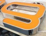 LED Frontlit屋外広告のアクリルの文字LEDの軽い印