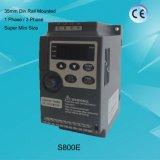 S800e Minityp an der Wand befestigtes Wechselstrom-variables Frequenz-Laufwerk VFD