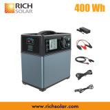 Generador portable ligero de la energía solar (400W)