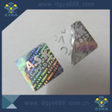 Tamper Evident Void Seal Hologram Sticker