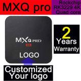 fait sur mesure libre Mxqpro-Rk IPTV3229 Android Smart streaming IPTV 4K Boîtes TV Rockchip RK3229 Quad Core
